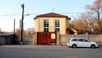 Манаса 155 – Фото фасада