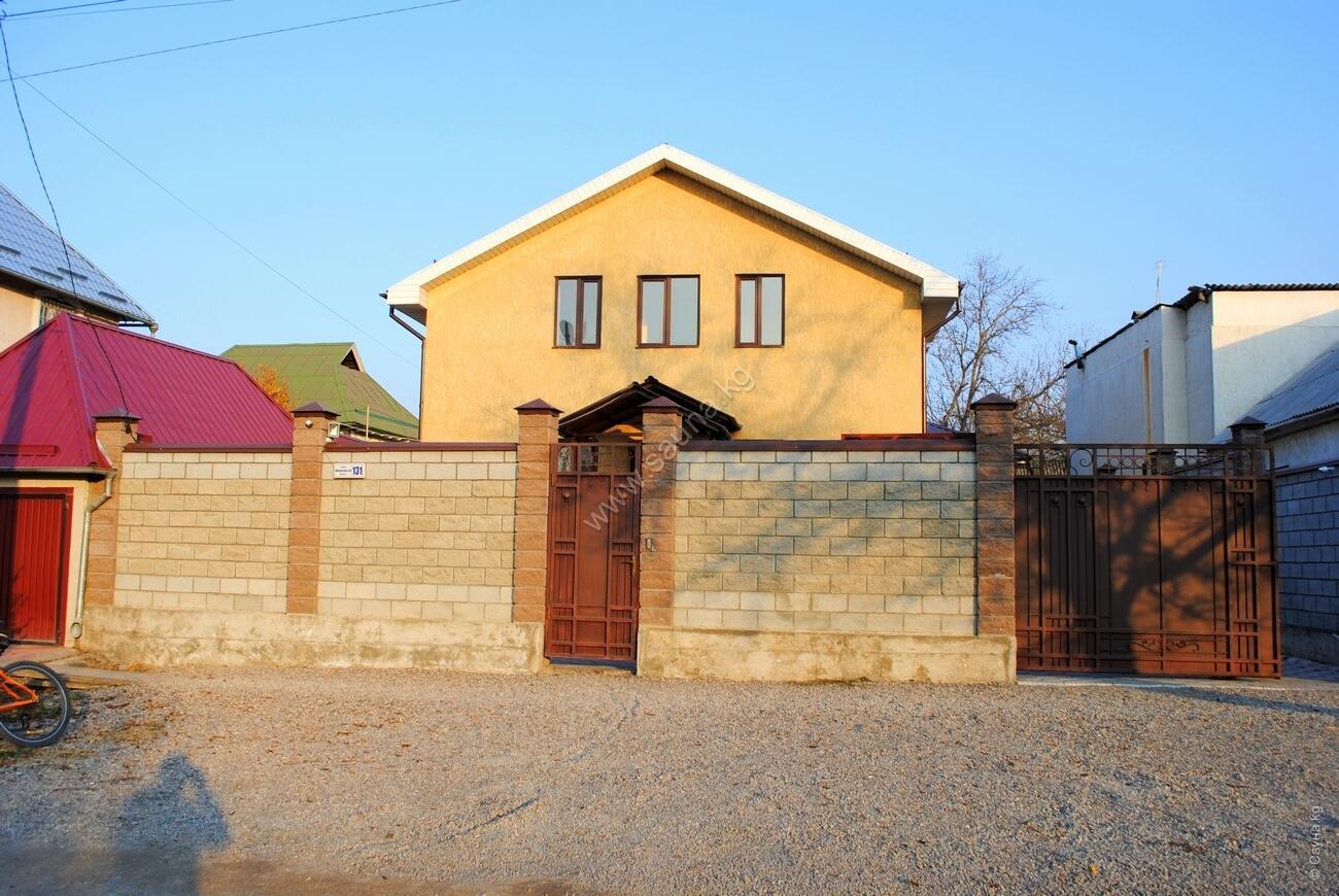 Семейная сауна Теремок – Фото фасада элитной сауны «Теремок»