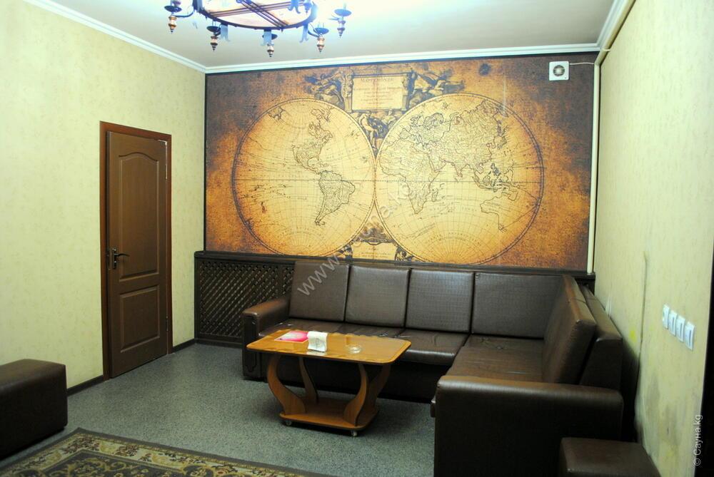 Малая сауна в комплексе  «Москва» – Малая сауна – фото 3