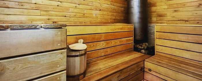 Семейная баня Frunze